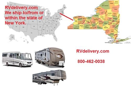 New York Rv Transport Ny Rv Delivery Rv Movers Free Rv