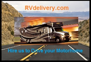 Motorhome Driving Service