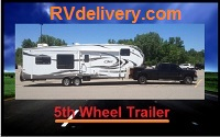 5th wheel transport and towing