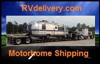 Motorhome Transport