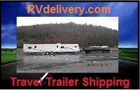 Travel Trailer Towing and Transport